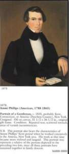 Portrait of Ammi Phillips